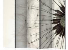 Paraván - Dandelion seed head II [Room Dividers]